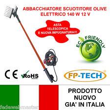 FP-TECH FP-ZLOME04-3 140W 12V Abbacchiatore Scuotitore Elettrico per Olive - Arancione
