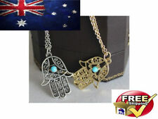 Unbranded Silver Plated Turquoise Fashion Necklaces & Pendants