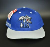 Kentucky Wildcats Nu Image Vintage 90s Spell Out Snapback Cap Hat - NWT