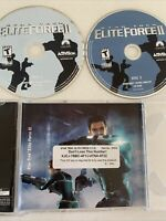 Star Trek ELITE FORCE II for Apple MAC (Activision, 2003) CIB 2 Disk Set w/ Key