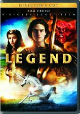 LEGEND New Sealed DVD Director's Cut Tom Cruise