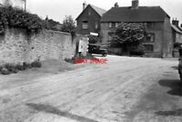 PHOTO  1951 SUSSEX WEST CHILTINGTON CROSSROADS THE CAR ON THE LEFT IS COMING FRO