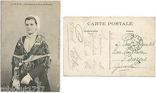 CPA Bonnaud folklore Femme Rhétaise en costume du Dimanche ILE DE RE 17 [539 A]