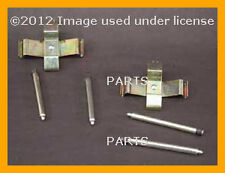 Porsche 911 1984 1985 - 1989 Genuine Brake Pad Hardware Kit (Mounting Parts)