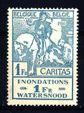 BELGIUM - BELGIO - 1926 - Pro alluvionati di Liegi