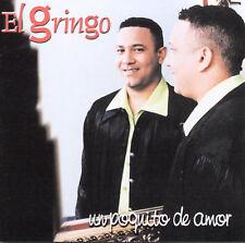 FREE US SH (int'l sh=$0-$3) ~LikeNew CD Gringo De La Bachata: Un Poco De Amor