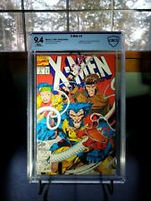 New listing X-Men #4 Cbcs 9.4 Not Cgc. 1St App Of Omega Red. White Pages. Jim Lee Cover, Art