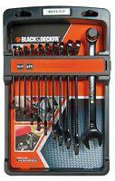 Black + Decker BDHT0-71618 Set of 11 Combined Keys