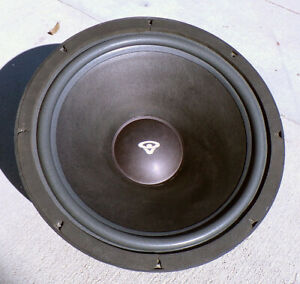"""Replacement 18"""" woofer, subwoofer, speaker for Cerwin Vega systems 3,000W peak"""