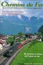 revue AFAC Corée du Sud, Pologne, le Fret en Suisse, Anvers TGV au sous-sol, USA