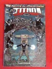 La Notte Più Profonda  Titani    Planeta   Dc Comics