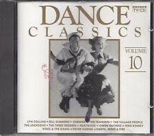 V/a – Dance Classics - Volume 10     Cd