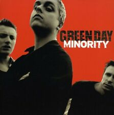 Green Day, Greenday - Minority [New Vinyl]