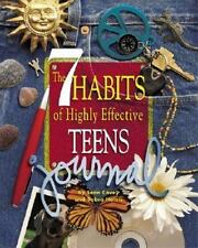 The 7 Habits of Highly Effective Teens Journal [With 2 Pages of Stickers], Harri