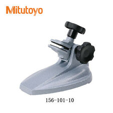 1 Pcs New Mitutoyo 156-101-10 Micrometer Stand
