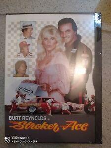 BURT REYNOLDS - STROKER ACE DVD - IMPORT USA - REGIONE 1
