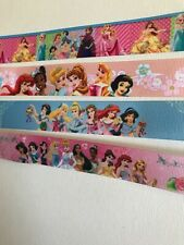"Gros-Grain Ruban Disney Princess Bundle 1"""
