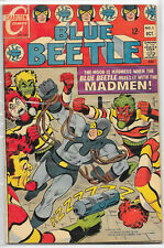Blue Beetle #3 Charlton 1967 Ditko The Question VFNM