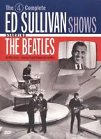 THE BEATLES - 4 COMPLETE ED SULLIVAN SHOWS STARRING THE BEATLES NEW DVD