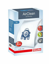 Miele Vacuum AirClean HEPA Filtration Bags Style GN - 4 Pack