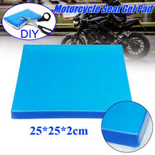 Motorcycle motorbike Seat Gel Pad Shock Absorption Mats Cushion Accessories AU