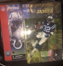 Mcfarlane Edgerrin James Blue Jersey Variant Indianapolis Colts