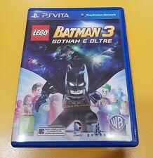 Lego Batman 3 GIOCO PS VITA VERSIONE ITALIANA