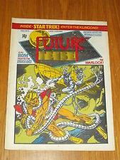 FUTURE TENSE #15 MARVEL BRITISH WEEKLY 11 FEBUARY 1981 WARLOCK ROM