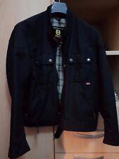 Belstaff black Jacket Biker style size L