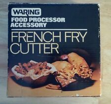 BRAND NEW Vintage Waring Food Processor Accessory #FP906 French Fry Cutter