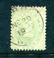 Rare NSW postage due stamp 2 pence dull green ND 15