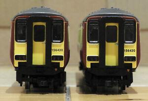 OO Gauge Hornby R2512 Class 156 DMU New Strathclyde PTE #156430 DCC Ready NMIB