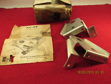 NOS 29 30 31 32 CHEVY HURST SER 202 WIDE STANCE CONVERSION MOUNTS FRAME ADAPTORS