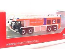 Herpa 1/87 092135 Ziegler Z8 Flugfeldlöschfahrzeug Feuerwehr FFM OVP (RB9078)