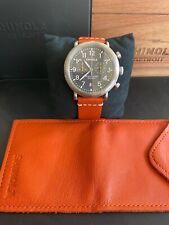 Shinola Runwell Chronograph 41mm Quartz Watch, Grey Dial (limited production)