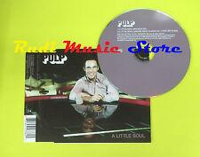 CD Singolo PULP A little soul 1998 ISLAND CIDX 708 572 338-2 no lp mc dvd (S14)