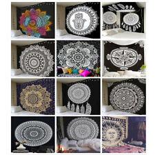Indian Tapestry Wall Hanging Mandala Hippie Bedspread Throw Bohemian