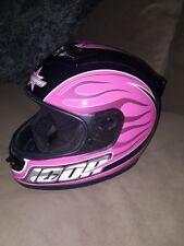 icon womens helmet xl