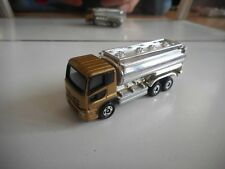 Tomica Nissan Diesel Petrol Truck in Gold/Grey (Made in China)