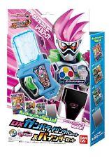 Kamen Rider Battle DX Ganbarizing Gashat Binder set Limited-Edition  Bandai
