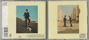 Pink Floyd - Wish You Were Here CD CK 33453 CBS CSR JAPAN 2 TRACKS RARE 35DP-4