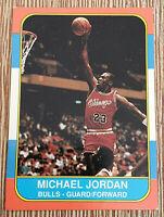 Michael Jordan 1986 Rookie RC Sports Journal Reprint Chicago Bulls Basketball