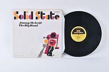"Jimmy McGriff – The Big Band – 12"" Vinyl LP Gatefold – SS 18001"
