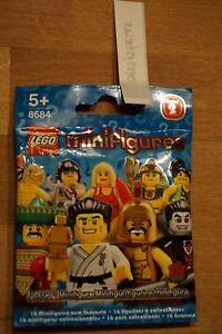 Lego®Minifigures Minifiguren Serie 2 8684 Dompteur NEU,NEW,OVP,Tüte geschlossen