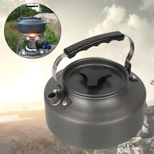 Mini 1.1 L Metall Wasserkessel Teekessel Wasserkocher Flötenkessel Outdoor