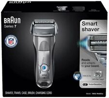 Braun 7893s Series 7 Mens Wet & Dry Electric Foil Razor Shaver Waterproof
