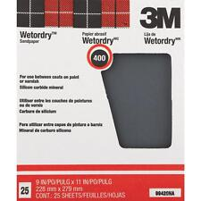 3M 400A Wet/Dry Sandpaper