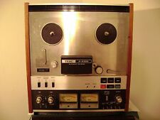 TEAC 4300 REEL TO REEL TAPE DECK CHASSIS AND PARTS