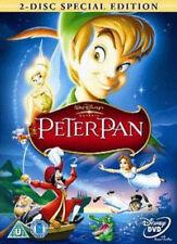Walt Disney PETER PAN (DVD-2007, 2-Disc Special Edition) Region 2*****