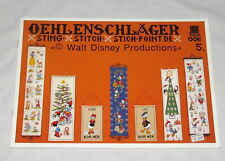Oehlenschlager Punte Punto Ooe Walt Disney Productions